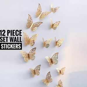 Butterfly wall stickers, wall decor